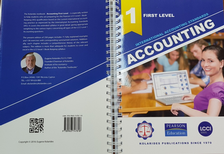 IAS Accounting: First Level-Book-keeping <bR> Kolarides Publication