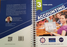 IAS Accounting: Third level –  Accounting <br>  Kolarides Publications